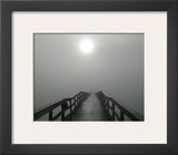 Into the Fog I Prints by Gary Bydlo