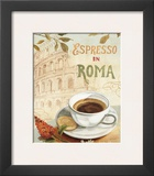 Cafe in Europe III Prints by Lisa Audit