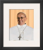 Papa Franciscus Prints by Maurilio Boldrini