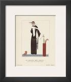 Au Revoir, Mon Amour Posters by Georges Barbier