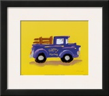 Happy Hauling Prints by Anthony Morrow