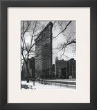 Flatiron Building Poster by Christopher Bliss