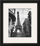 Eiffel Tower I Posters by Alison Jerry