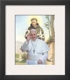 Papa Franciscus Art by Maurilio Boldrini