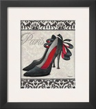 Classy Shoes II Prints by Todd Williams