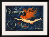 Cycles Gladiator Art by Georges Massias