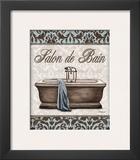 Modern Tub Prints by Todd Williams