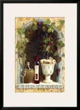 Olive Oil and Wine Arch I Print by  Welby