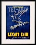 Levant Fair, c.1936 Framed Giclee Print