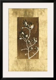 Gold Leaf Branches II Posters by Tang Ling