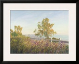 Highlands, Santa Monica, California Framed Giclee Print by Michael G. Miller