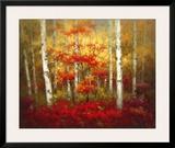 Change of Seasons I Art by David Lakewood
