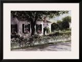 Edgartown Lane Prints by Ray Ellis
