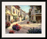 Sunny Afternoon Prints by Christa Kieffer