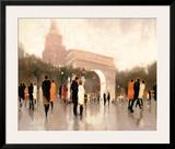 Monumental Day Art by Lorraine Christie