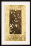 Gold Leaf Branches I Prints by Tang Ling