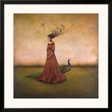 Empty Nest Invocation Prints by Duy Huynh