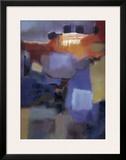 Quartet Framed Giclee Print by Nancy Ortenstone