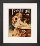 Pears Soap Posters