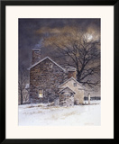 Blue Moon Prints by Ray Hendershot