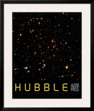 Hubble Ultra Deep Field Print
