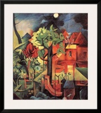 Fruhling Prints by Max Ernst