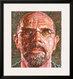Self Portrait Posters by Chuck Close