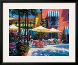 Inn at Lake Garda Prints by Howard Behrens