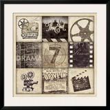 Vintage Movie Posters by Stephanie Marrott