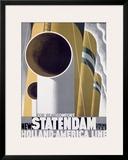 New Standendam Framed Giclee Print