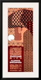 XIV Secession Framed Giclee Print by Alfred Roller