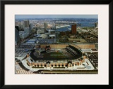 Baltimore - First Orioles day Game Prints by Mike Smith