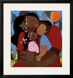 Mother's Love Posters by Evita Tezeno