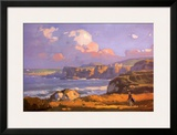 Success: Irish Links Prints by John Traynor