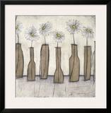 Gerbera Group II Art by Charlene Winter Olson