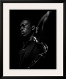 John Coltrane Prints by Francis Wolff