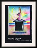 Royal Utopia Posters by André François