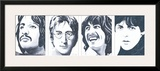 The Beatles Print by Bob Celic