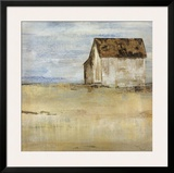 Barn and Field I Poster by  Dysart