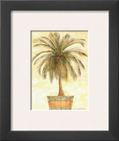 Palm Tree II Print by Bradley H. Clark