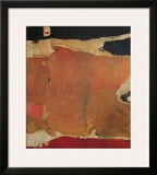 Santa Fe Opera, 2008 Festival Season Prints by Richard Diebenkorn