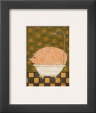 Hog Wash Prints by Warren Kimble