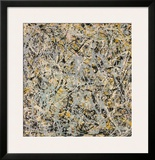 No. 4, 1949 Posters by Jackson Pollock