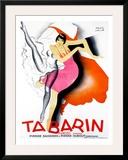 Tabarin Framed Giclee Print