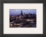 Chicago: Soldier Field, Chicago Bears Art by Mike Smith