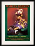 Marcus Garvey Posters by Bernard Hoyes
