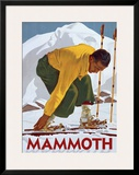 Mammoth Framed Giclee Print