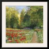 Field of Flowers Prints by Carol Rowan