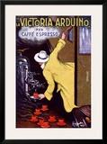 La Victoria Aduino Framed Giclee Print by Leonetto Cappiello