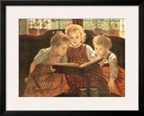 The Fairy Tale Prints by Sir Walter Firle